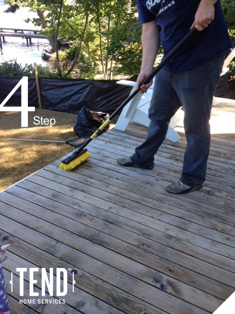 TEND Home Services Deck 8